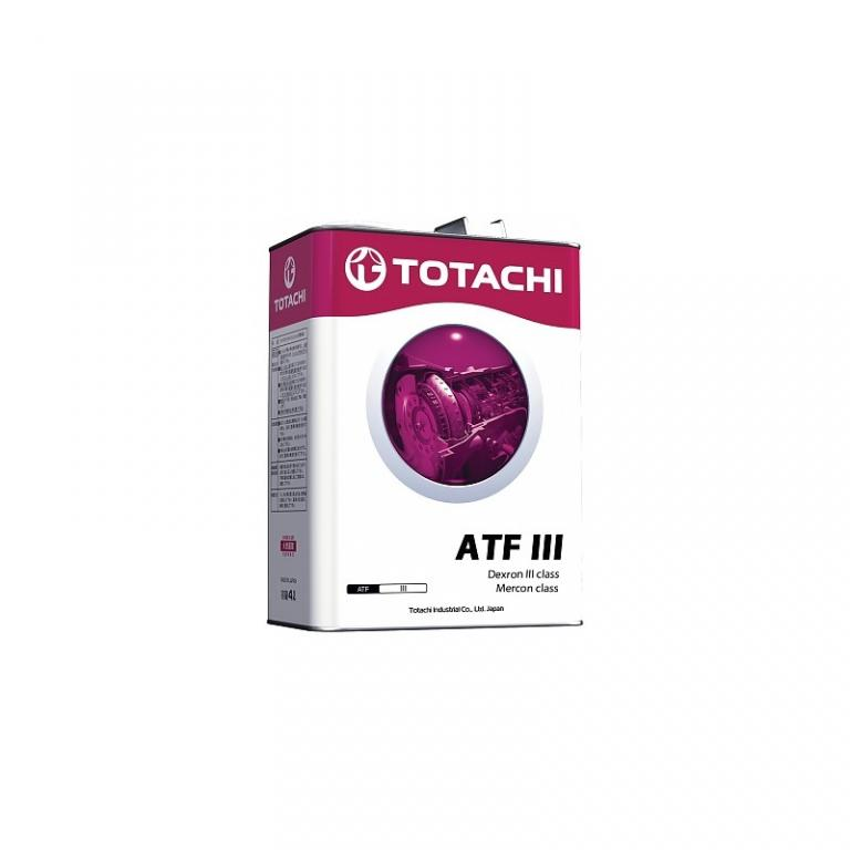 TOTACHI ATF Dexron III 4L