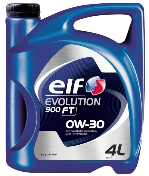 ELF Evolution 900 FT 0W-30 4l