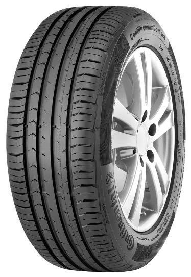 Шина 205/60R16 Continental ContiPremiumContact 5 92H