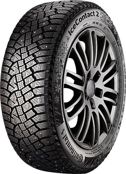 Continental ICECONTACT 2 SUV 215/65R16