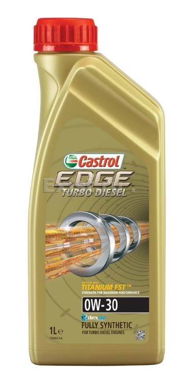 CASTROL EDGE TURBO DIESEL 0W-30 1L