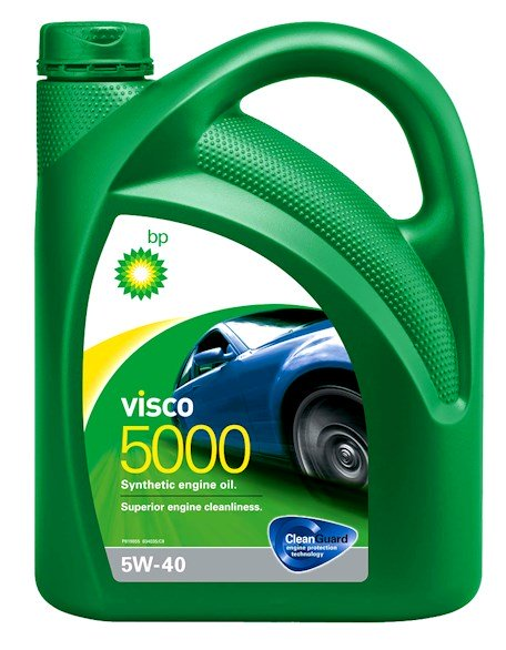 BP Visco 5000 5W40 4L